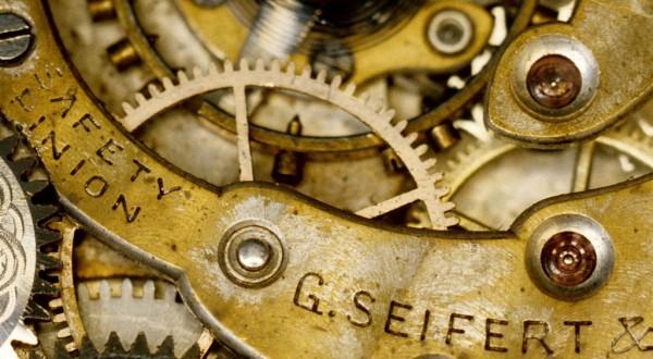 mobile engineering ipad clock